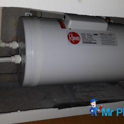 Replace-rheem-storage-water-heater-false-ceiling-repair-plumber-singapore-6