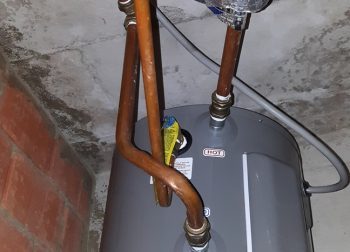 Replace Rheem Storage Water Heater Plumber Singapore