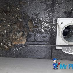 clear-floor-trap-drainage-pipe-plumber-singapore-punggol-place-1