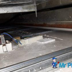 Copper pipe leak repair plumber singapore sembawang springhill condo 1