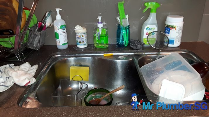 How To Fix a Clogged Sink by Mr Plumber Singapore