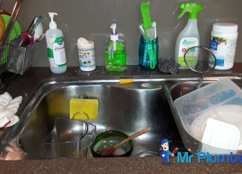 Repair Leaking Sink Pipe Plumber Singapore