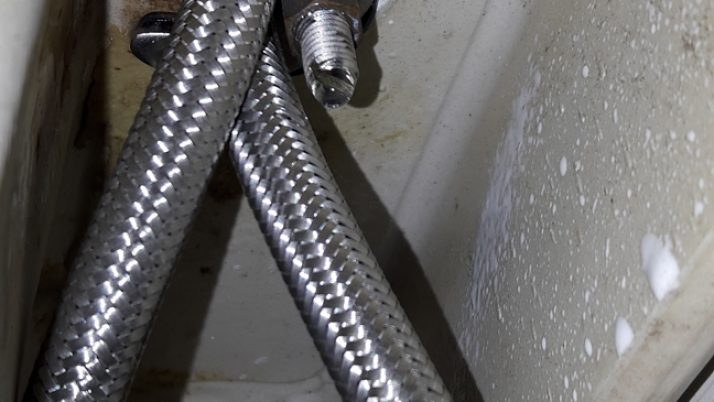 Installation Of New Mixer Tap Plumber Singapore HDB Bedok