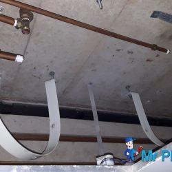 Installing-rheem-storage-water-heater-plumber-singapore-Condo-West-Coast-2