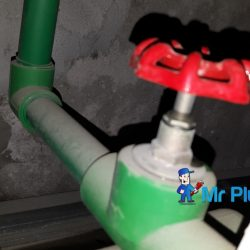 PPR-and-PVC-Pipe-leakage-Inspection-Plumber-Singapore-Commercial-City-Hall-1