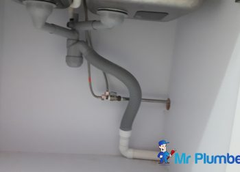 Repair Kitchen Sink Drain Pipe Plumber Singapore