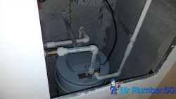 Replace Joven Storage Water Heater Plumber Singapore Minbu Road