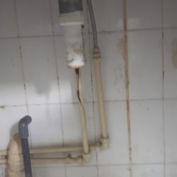 Repair Toilet Wash Basin Drain Pipe Plumber Singapore Mr Plumber