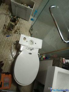 Clear-Toilet-Bowl-Drainage-Pipe-Choke-Plumber-Singapore-Landed-Sembawang-5