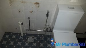 New-Steel-Piping-Installation-Plumber-Singapore-HDB-Bukit-Panjang-4