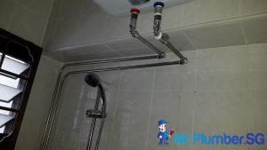 New-Steel-Piping-Installation-Plumber-Singapore-HDB-Bukit-Panjang-3