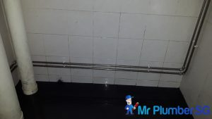 New-Steel-Piping-Installation-Plumber-Singapore-HDB-Bukit-Panjang-2