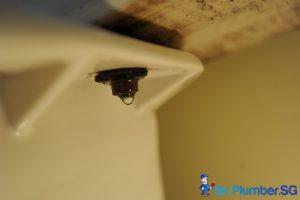 Toilet Flush System / Toilet Flush Tank Installation