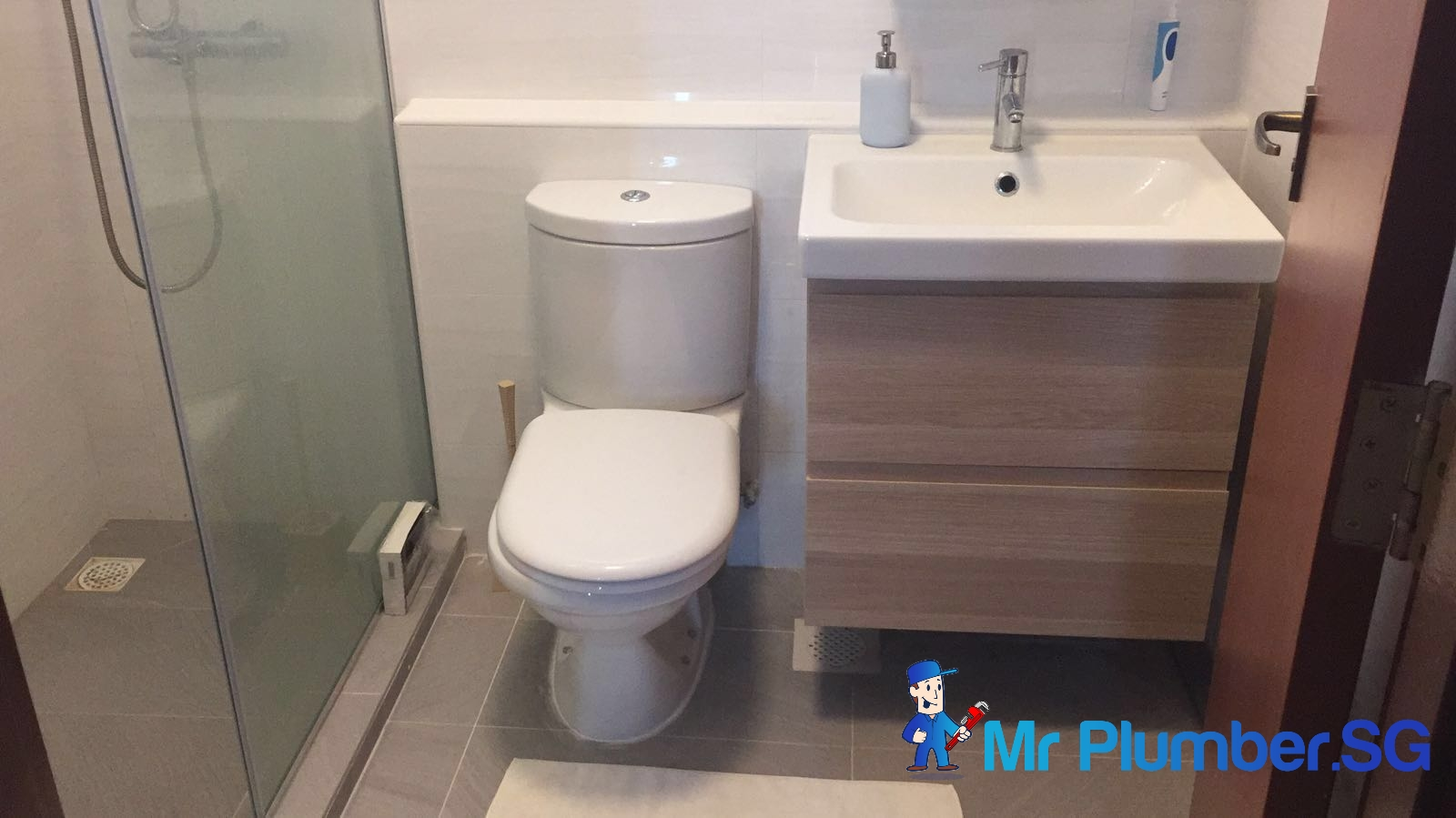 Toilet Bowl Installation / Replacement - Mr Plumber Singapore | #1 ...