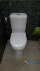 Checking-of-toilet-bowl-pipe-and-installation-of-new-toilet-bowl-Plumber-Singapore-HDB-Boon-Lay-9