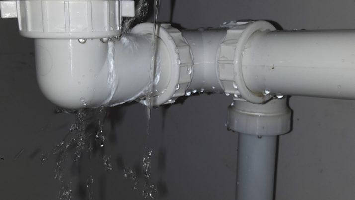 Clear Kitchen Sink Bottle Trap Choke Plumber Singapore HDB Punggol