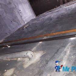 Copper-pipe-leakage-repair-plumber-singapore-Condo-Bukit-Panjang-1