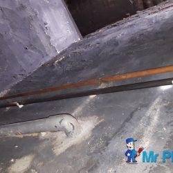 Copper-pipe-leakage-repair-plumber-singapore-Condo-Bukit-Panjang-1