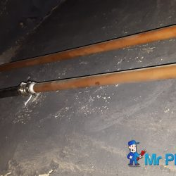 Copper-pipe-leakage-repair-plumber-singapore-Condo-Bukit-Panjang-4