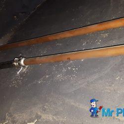 Copper-pipe-leakage-repair-plumber-singapore-Condo-Bukit-Panjang-4
