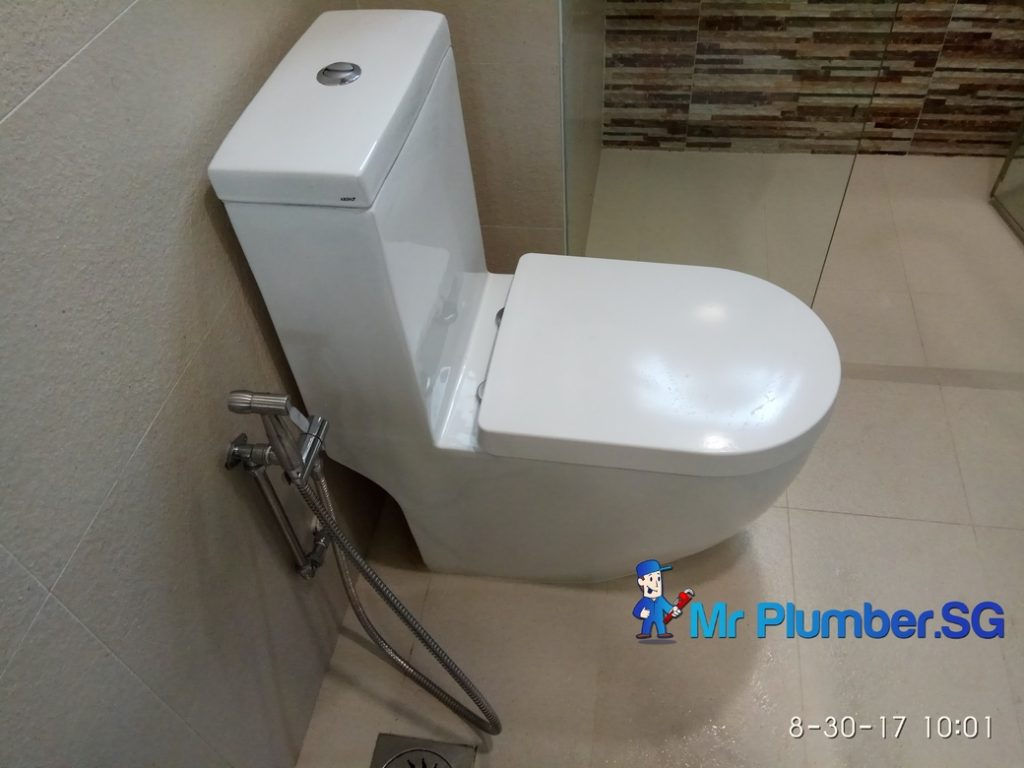 installation of new toilet bowl plumber singapore condo tiong bahru mr plumber singapore 1. Black Bedroom Furniture Sets. Home Design Ideas