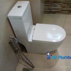 Installation-Of-New-Toilet-Bowl-Plumber-Singapore-Condo-Tiong-Bahru-4