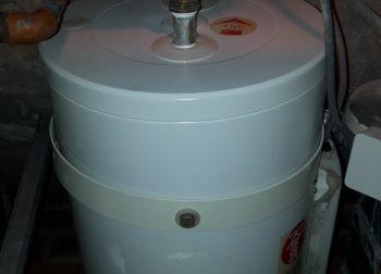 Installing New Rheem Water Heater Tank Plumber Singapore Commercial Tanjong Pagar