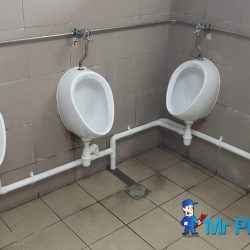Installing-public-urinal-plumber-singapore-Commercial-Aljunied-7
