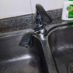 Replace-Kitchen-Sink-Tap-and-Repair-Seepage-Silicon-Plumber-Singapore-HDB-Yishun-5