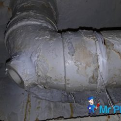 Replacing-PVC-Pipe-plumber-singapore-Condo-Choa-Chu-Kang-1