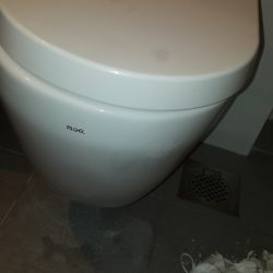 Toilet-bowl-drainage-pipe-repair-plumber-singapore-HDB-Dover-5