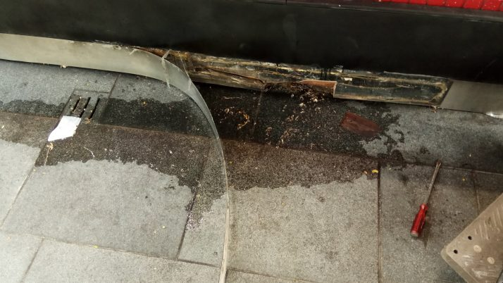 Burst Pipe Repair Plumber Singapore Commercial Orchard Road