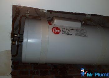 New Storage Heater Tank, Rheems, Installation Plumber Singapore Condo, Eunos