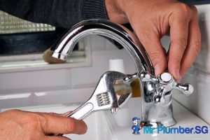 hdb plumbing installation mr plumber singapore