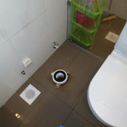 replace toilet pan collar mr plumber singapore landed bukit merah 7