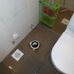 replace toilet pan collar mr plumber singapore landed bukit merah 7