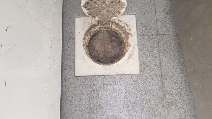Floor Trap Choke Plumber Singapore Landed – Jalan Pergam