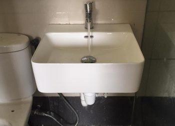 New Wash Basin Installation in Singapore HDB – Toa Payoh
