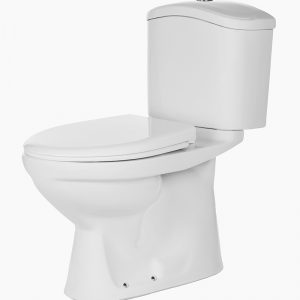 Saniton Camellia ST2488-SC3033 2-Piece Toilet Bowl