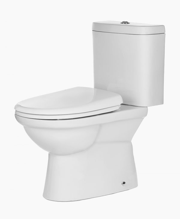 Saniton Indica ST2999-SC3122 2-Piece Toilet Bowl