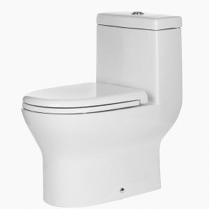 Saniton Melissa ST2452 1-Piece Toilet Bowl