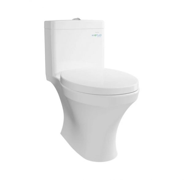TOTO CW630J 1-Piece Toilet Bowl