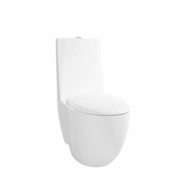 TOTO CW811PJ/SW811JP 1-Piece Toilet Bowl
