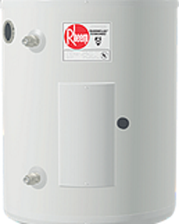 Rheem Storage Water Heater - Vertical Model 38L, 10 Gal (65SVP10S)