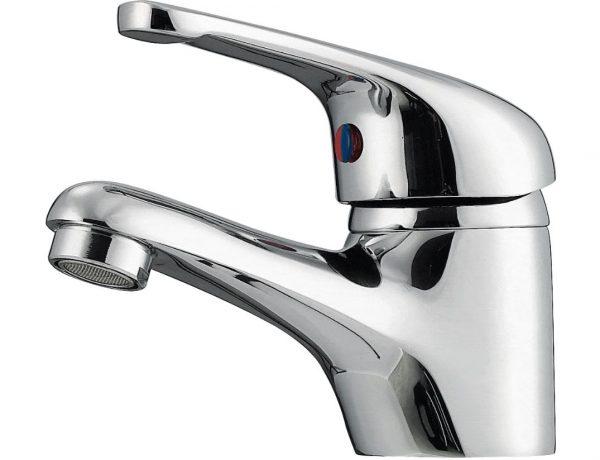 Rubine Basin Mixer Tap Platino - 6021