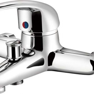 Rubine Shower Mixer Tap Platino - 6061