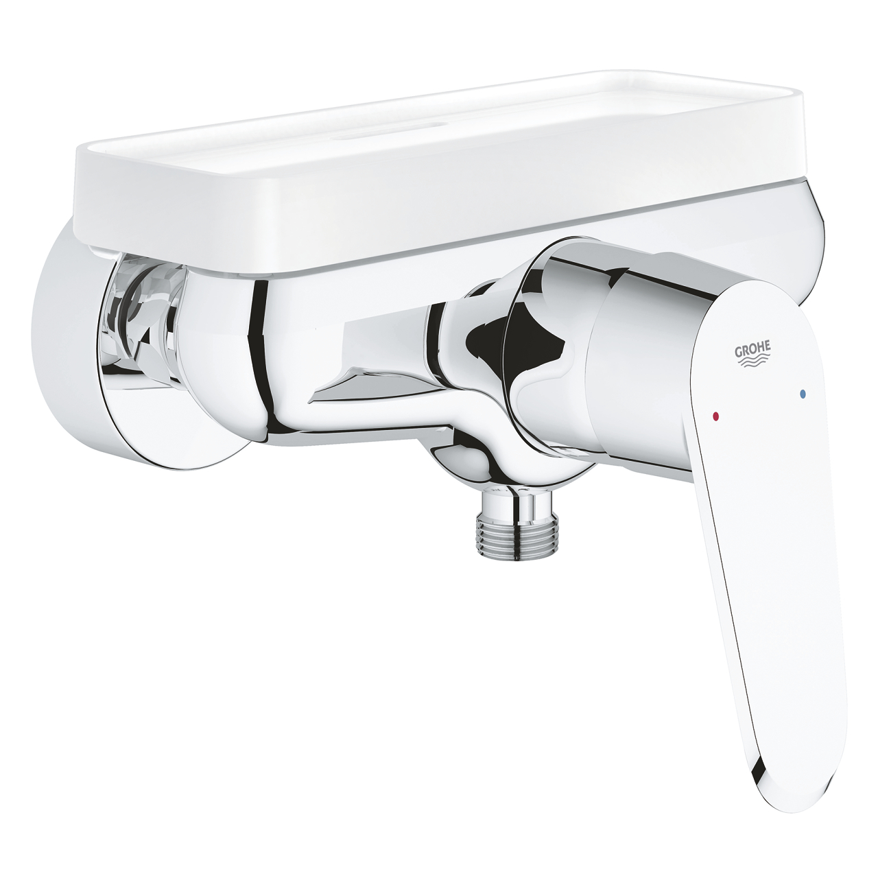 Grohe Eurodisc Cosmopolitan Shower Mixer Tap