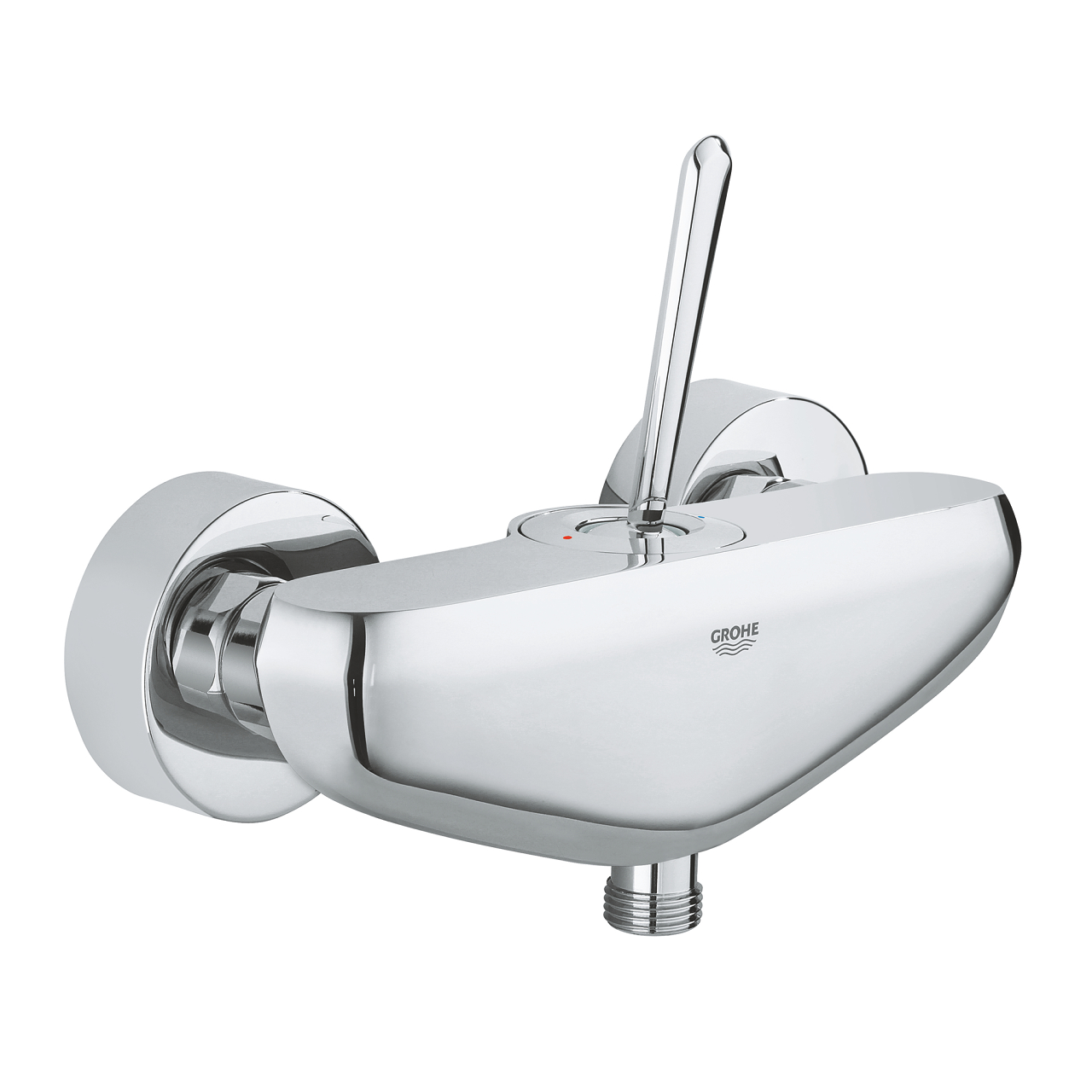 Grohe Eurodisc Joy Shower Mixer Tap (Chrome)