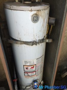 old-heater-water-heater-replacement-mr-plumber-singapore