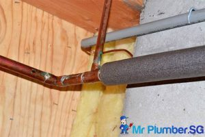 insulated-pipe-maintenance-mr-plumber-singapore